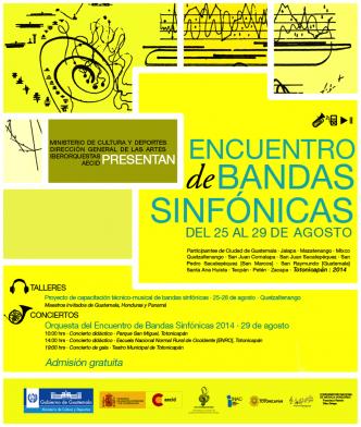 Encuentro Bandas Guatemala